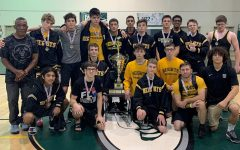 The Olympic Heights wrestling team won the JoeMac Duals last weekend.