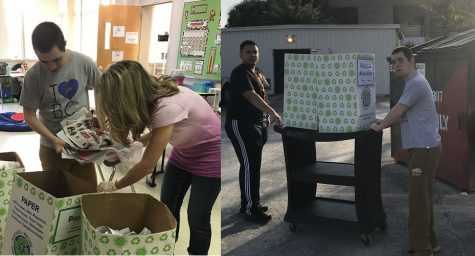 As many communities struggle with recycling, Palm Beach County and Olympic Heights keep going strong