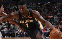 New Orleans Pelicans rookie Zion Williamson has incredible skills for a 6'6