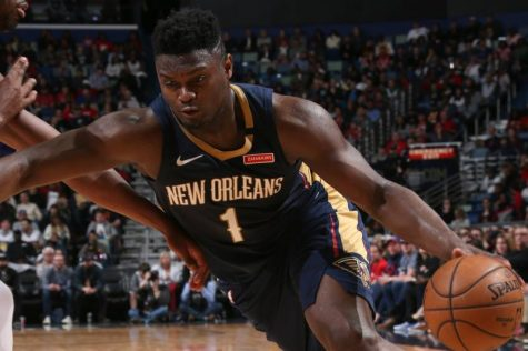 New Orleans Pelicans rookie Zion Williamson may be the best new NBA talent since LeBron James