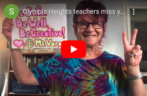 VIDEO: OH Teachers Share the Love with Students