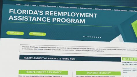 Florida's unemployment compensation system working exactly as it was designed to: poorly