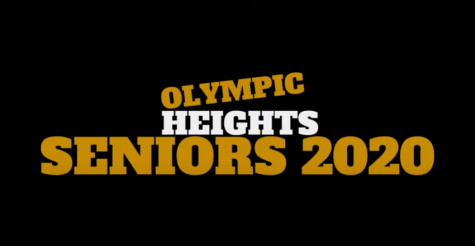 Olympic Heights Faculty Video Message to Class of 2020