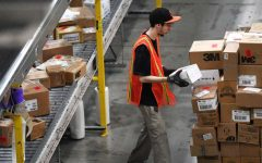 Many of Amazon's warehouse workers feel uneasy about the lack of safety precautions taken by the company to lessen the threat of coronavirus.