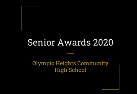 Olympic Heights Class of 2020 Senior Awards Presentation