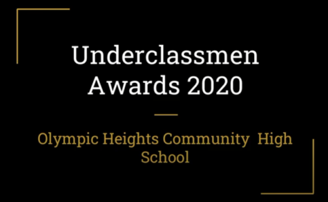 2019-2020 Olympic Heights Underclassmen Awards Video