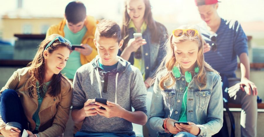 The vast majority of teenagers get their news through social media platforms which can lead to the spread of misinformation.
