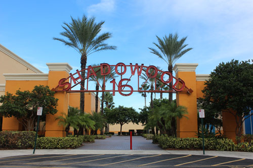 The Regal Shadowood in western unicorporated Boca Raton has been shut down as a result of Covid-19.