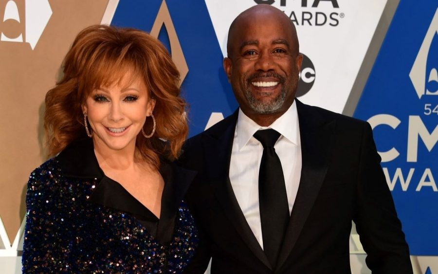 Reba McEntire and Darius Rucker hosted the 54th Annual Country Music Association Awards.