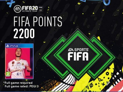"FIFA video game points and ""packing"" players can become very costly; made illegal in some countries"