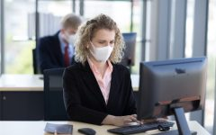 The traditional workplace has probably been forever changed due to the COVID-19 pandemic.