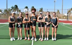 The Olympic Heights girls tennis team is 3-1 in the 2021 season's early going.