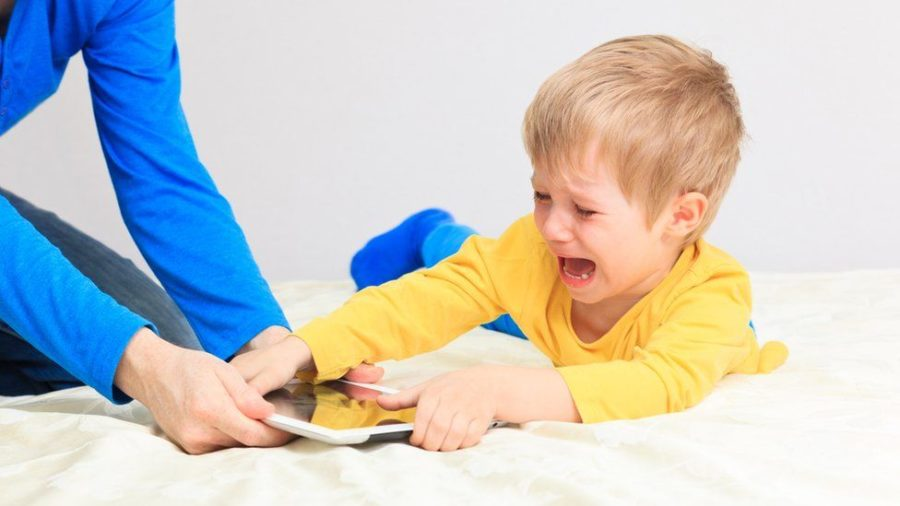 As difficult as it may be, parents need to severely limit the amount of time their young children spend on electronic devices.