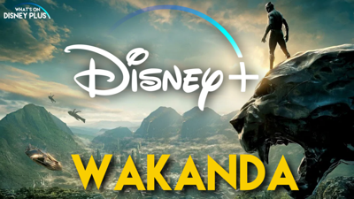 The Disney+ Wakanda series is slated to debut in late 2021/early 2022.