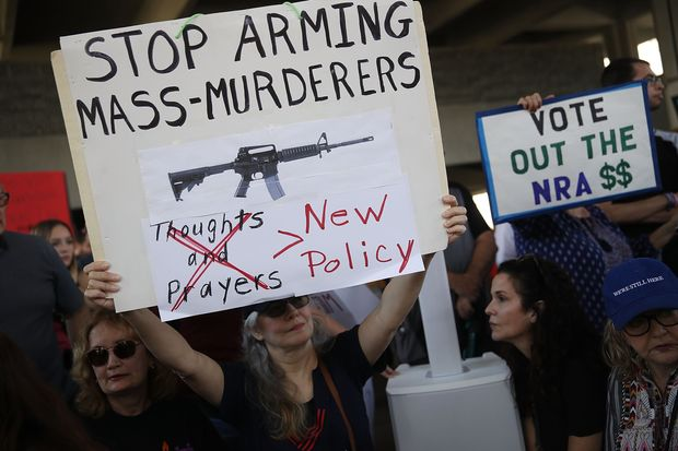 EDITORIAL: <br /> 45 mass shootings in 30 days; America, we have a problem