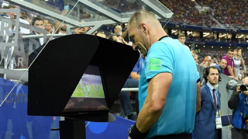 Soccer's Video Assistant Referee system has its detractors, but isn't getting the correct call the ultimate goal?