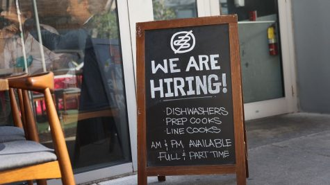 Despite pandemic restrictions being lifted, many restaurants are still not able to fully re-open due to being short-staffed.