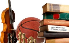 Research shows that students that become involved in extracurricular activities at school achieve a higher level of academic success.