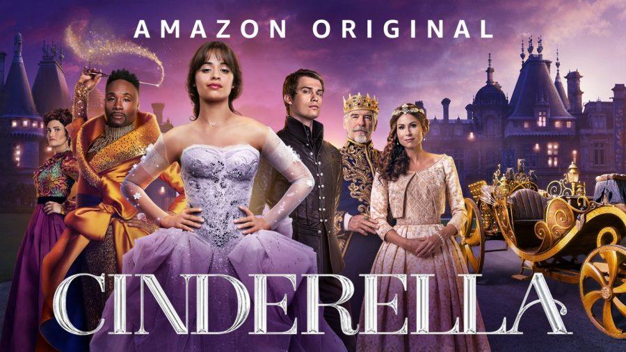 The latest film version of the classic fairy tale Cinderella stars pop singer Camila Cabello in the lead role.