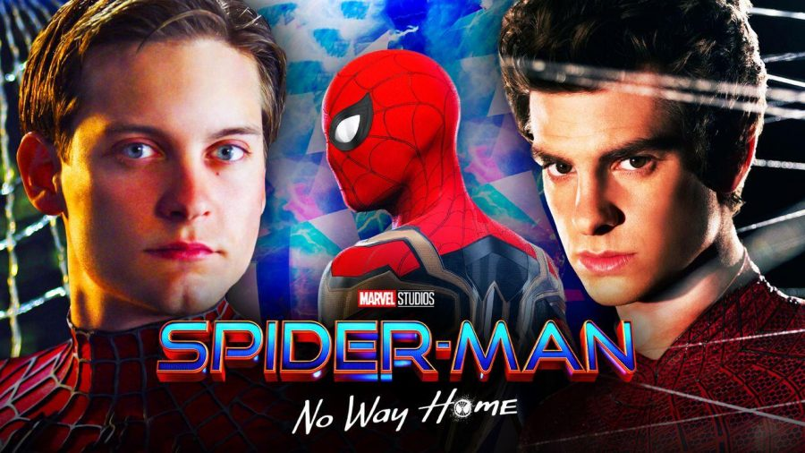 Tobey Maguire (left) and Andrew Garfield will be reprising their lead roles in Spider-Man: No Way Home.